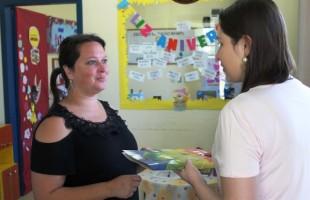 Semma distribui Calendário Ecológico 2019 para escolas e secretarias do município