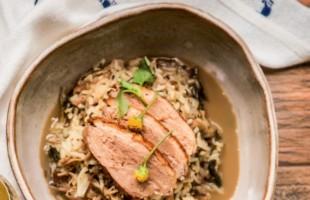 Na culinária, Arroz de pato com tucupi e jambu
