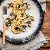 Na culinária, Espaguete de pupunha com vôngole