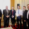 Prefeito de Bento Gonçalves convida governador para a abertura oficial da FIMMA Brasil 2019