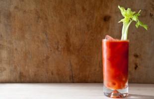 Na culinária, Bloody Mary