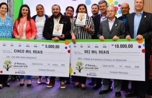 Últimos dias para a inscrição do 3º Prêmio de Voluntariado Valter Gomes Pinto