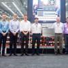 Marcopolo inaugura novo centro de fabricação em Ana Rech