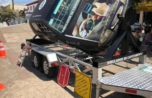 SMTTM realizará simulações de capotagem e de embriaguez ao volante na Festa da Uva