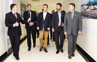 FUCS pede apoio a deputados para conclusão de ampliação do Hospital Geral