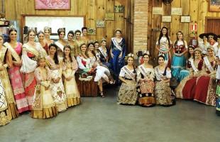 Corte da Festa da Uva 2019 recebe soberanas de 12 municípios gaúchos