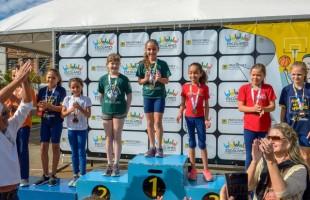 Jovens atletas participam de Minirrústica e Mini PCDs da Smel neste domingo
