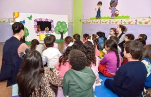 Semma promove atividades de educação ambiental para cerca de 750 crianças