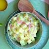 Na culinária, Salada de batata