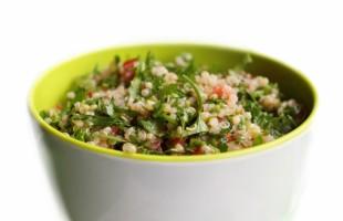 Na culinária, Tabule de quinoa