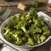 Na culinária, Brócolis com alho ao forno