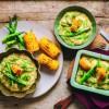 Na culinária, Arroz-cateto com milho e quiabo