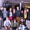 """Mostra de Cinema na Flipoços 2019 exibe humor negro premiado """"AGS"""" com atriz internacional Cris Lopes e Euler Santi"""