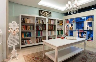 A loja Bellopano e a estilista Ana Dotto oferecem curso de Bordados Manuais