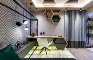 Mostra GHD apresenta inspirações para arquitetura e decoração de quartos infantis