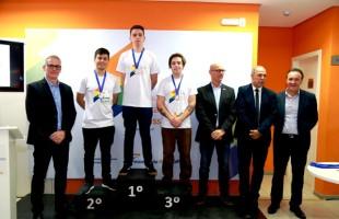 Aluno do Senac Caxias do Sul fica em primeiro lugar em competição estadual