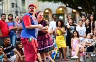 Grupo Ueba apresenta Zão e Zoraida no Moinho da Cascata