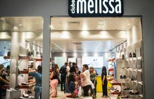 Loja Clube Melissa do Iguatemi Caxias está de cara nova