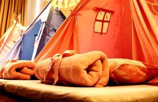 Noite do Pijama é atração nos fins de semana do Intercity Caxias do Sul