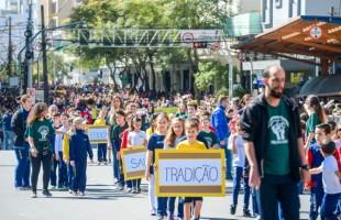 Smel abre inscrições para o Desfile de Sete de Setembro em Caxias do Sul