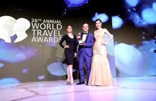 Castelo Saint Andrews recebe pelo 7º ano consecutivo, o prêmio World Travel Awards