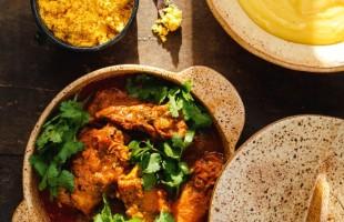 Na culinária, Quenga de milho verde com galinha