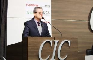 Presidente Flavio Cassina faz um balanço de atividades legislativas na CIC