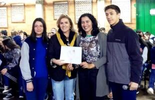 Vereadoras apresentam campanha #NossasVidasImportam na escola Irmão Guerini