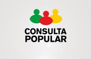 Votação da Consulta Popular ocorre nos dias 4, 5 e 6 de setembro