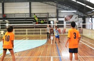 Jogos Escolares de Badminton iniciam na próxima segunda-feira
