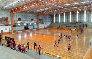 Jogos Escolares de Handebol reúnem cerca de 1,5 mil participantes