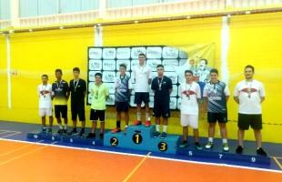 Definido os campeões dos Jogos Escolares de Badminton da Smel