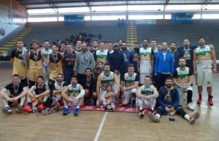 Jogos Abertos de Basquete tem campeão definido no naipe masculino