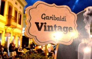 Hoje tem Garibaldi Vintage!