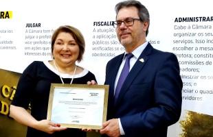 Câmara de Vereadores homenageia Microempa pelos seus 35 anos de fundação
