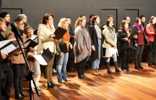Coro Municipal da Secretaria da Cultura está sob nova regência