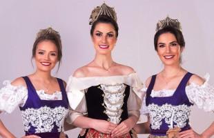 Festa da Uva 2021   Comissão abre inscrições para a escolha da Rainha e Princesas do evento