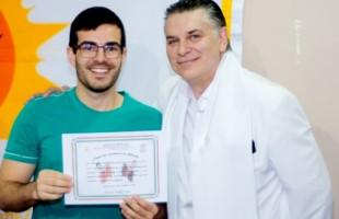 Rafael Bueno recebe homenagem pelo trabalho de apoio aos umbandistas