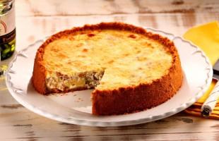 Na culinária, Cheesecake de atum em lata e champignon e aspargos em vidro