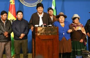 Falhou o plano de Morales em ser o presidente mais longevo da América Latina