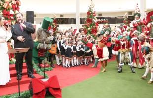 Natal Musical do Iguatemi Caxias: corais como protagonistas