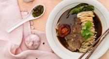 Na culinária, Beef Noodles