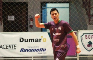 Ala Bruno Reis permanece no BGF para a temporada 2020
