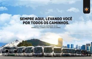 Mídia | Marcopolo lança nova campanha publicitária