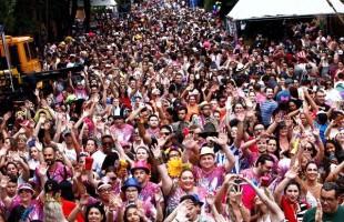 Carnaval   Bloco da Velha 2020, 10 Anos de Samba na Rua