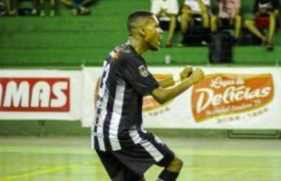 Ala Marcelo Ubaldo desembarca em Bento para reforçar o BGF