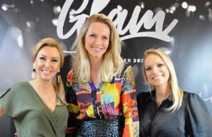 Drops de Menta   Márcia Costa e Michele Toazza apresentam Glam, sua nova coleção