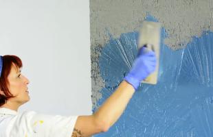 Tendência no efeito e na cor: Cimento Queimado e Porcelana Chinesa Tintas Renner by PPG