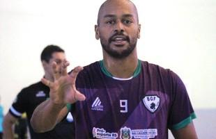Futsal | Pivô Marquinhos Pantera renova com o BGF para 2020
