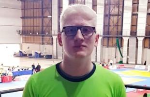 Intercâmbio esportivo | Atleta de judô do Recreio da Juventude, Marcelo Casanova, participa de estágio na Croácia